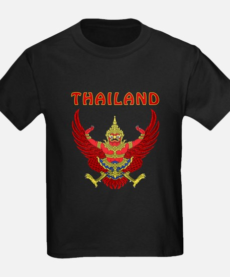 Thailand Coat of arms T