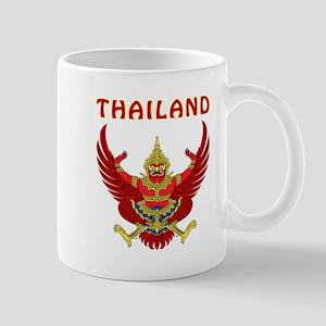 Thailand Coat of arms Mug