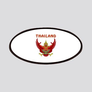 Thailand Coat of arms Patches