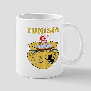 Tunisia Coat of arms Mug