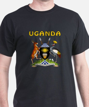 Uganda Coat of arms T-Shirt