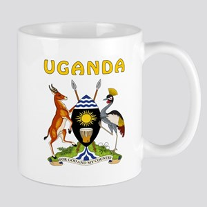 Uganda Coat of arms Mug