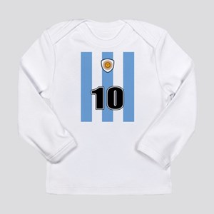 Argentina soccer Long Sleeve Infant T-Shirt