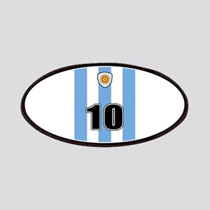Argentina soccer Patches