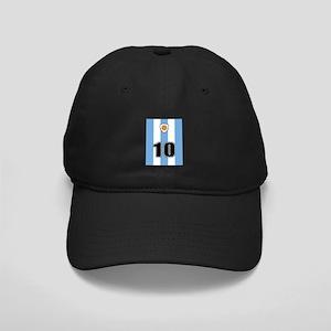 Argentina soccer Black Cap