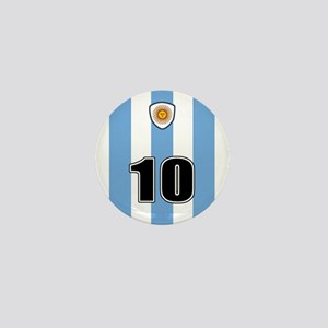 Argentina soccer Mini Button