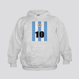 Argentina soccer Kids Hoodie