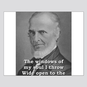 The Windows Of My Soul - John Greenleaf Whittier S