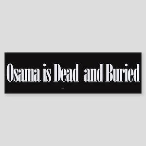 Osama Sticker
