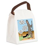 Ruth's Persistence Canvas Lunch Bag