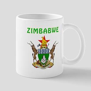 Zimbabwe Coat of arms Mug