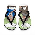 The Dads Flip Flops