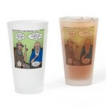 The Dads Drinking Glass