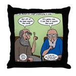 The Dads Throw Pillow