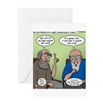 The Dads Greeting Card