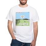 Seven Shepherds White T-Shirt