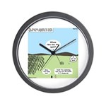 Seven Shepherds Wall Clock
