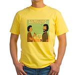 Joshua's Scalpel Yellow T-Shirt