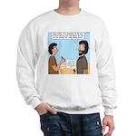 Joshua's Scalpel Sweatshirt