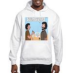 Joshua's Scalpel Hooded Sweatshirt