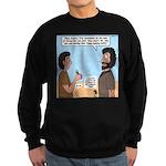 Joshua's Scalpel Sweatshirt (dark)