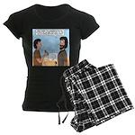 Joshua's Scalpel Women's Dark Pajamas