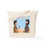 Joshua's Scalpel Tote Bag