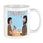 Joshua's Scalpel Mug