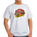 October Fest Ash Grey T-Shirt