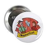 October Fest Button
