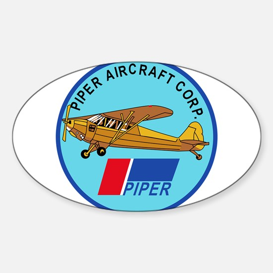 Piper Aircraft Corporation Abzeichen Decal