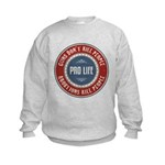 Abortions Kill People Kids Sweatshirt