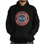 Abortions Kill People Hoodie (dark)