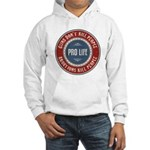 Abortions Kill People Hooded Sweatshirt