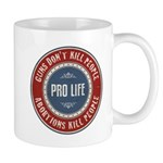 Abortions Kill People Mug