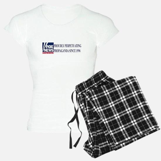 fox news propaganda Pajamas