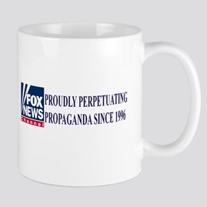 fox news channel propaganda Mug