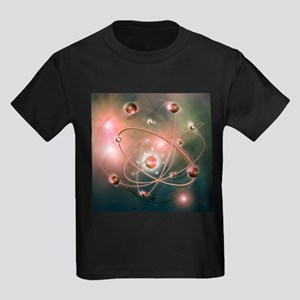Atomic structure - Kid's Dark T-Shirt