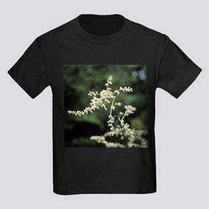 Artemisia flowers - Kid's Dark T-Shirt