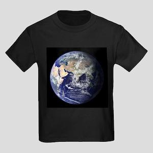 Blue Marble image of Earth (2010) - Kid's Dark T-S