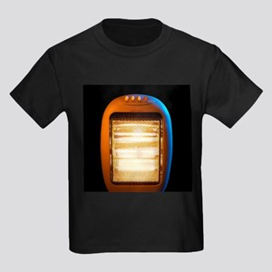 Electric heater - Kid's Dark T-Shirt