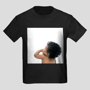 Baby girl - Kid's Dark T-Shirt