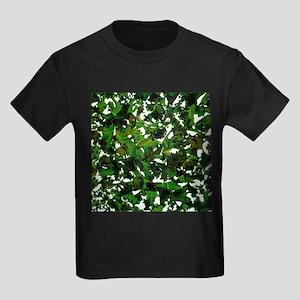 Curly kale - Kid's Dark T-Shirt