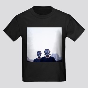 Gas masks - Kid's Dark T-Shirt