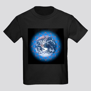 Greenhouse effect, conceptual image - Kid's Dark T
