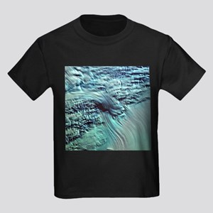 Lambert Glacier, Antarctica - Kid's Dark T-Shirt