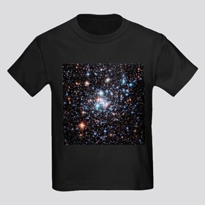Open star cluster NGC 290 - Kid's Dark T-Shirt