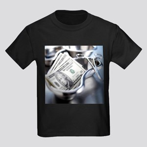 Medical costs - Kid's Dark T-Shirt