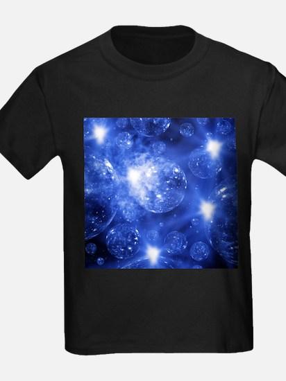 Parallel universes, artwork - Kid's Dark T-Shirt
