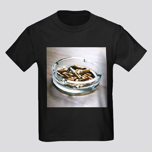 Ashtray - Kid's Dark T-Shirt